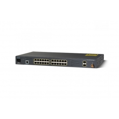 Коммутатор ME-3400-24TS-D Cisco ME 3400 Switch - 24 10/100 + 2 SFP, DC PS